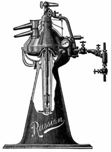 Early dairy cooperative used cream the Laval Cream Separator