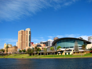 Adelaide Convention Centre, site of the Adelaide Food Summit