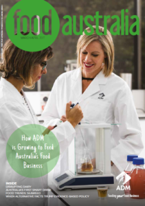 Australian Institute of Food Science & Technology magazine