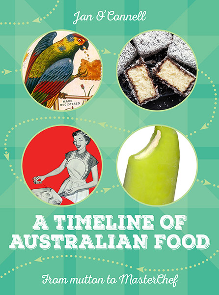 Australian food history timeline eating it shopping for for Australian cuisine facts